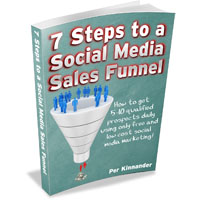 7 Steps to a Social Media Sales Funnel