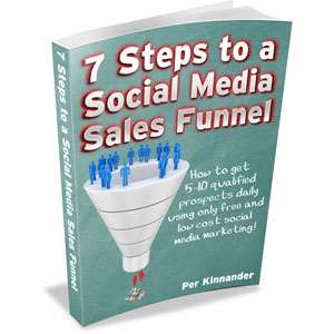 7 Steps to a Social Media Sales Funnel